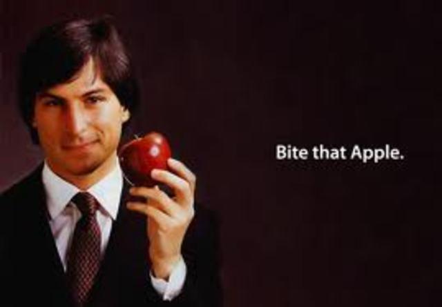 Steve Jobs introduced the MacIntosh computer