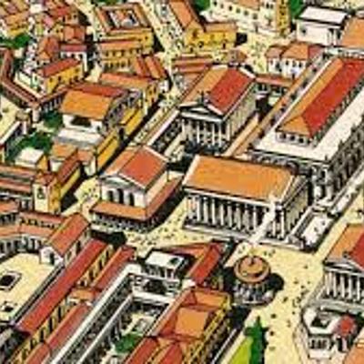 La civilització romana timeline