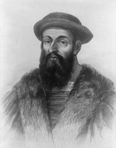 Ferdinad Magellan's Discovery