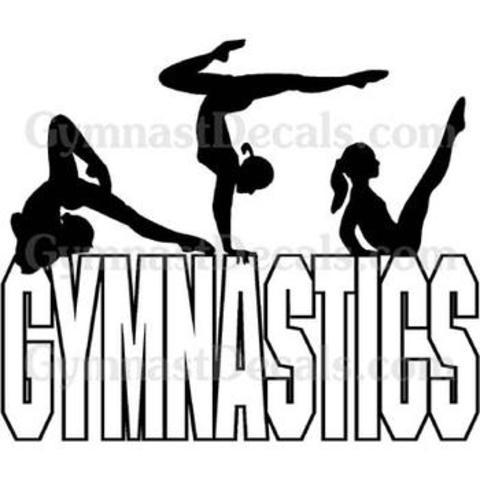 First time doing gymnastics!