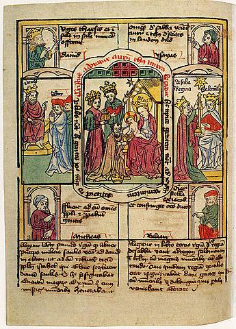 Primer libro xilográfico europeo