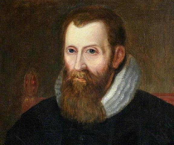 Джон Непер (1655-1617)