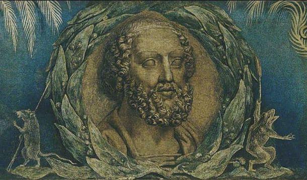Homero: La Iliada y la Odisea