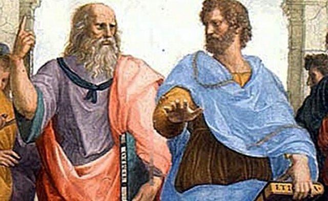 Demócrito y Platón: Primeras teorías granulares sobre la luz