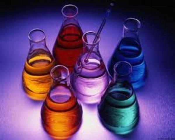"""nuevo mundo """"la quimica"""""""