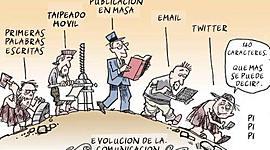 Evolución histórica de la tecnología educativa timeline