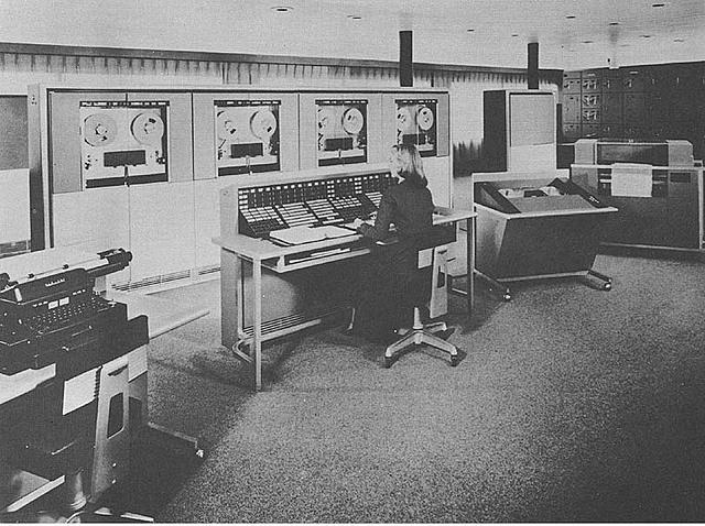 ЭВМ 2-го поколения