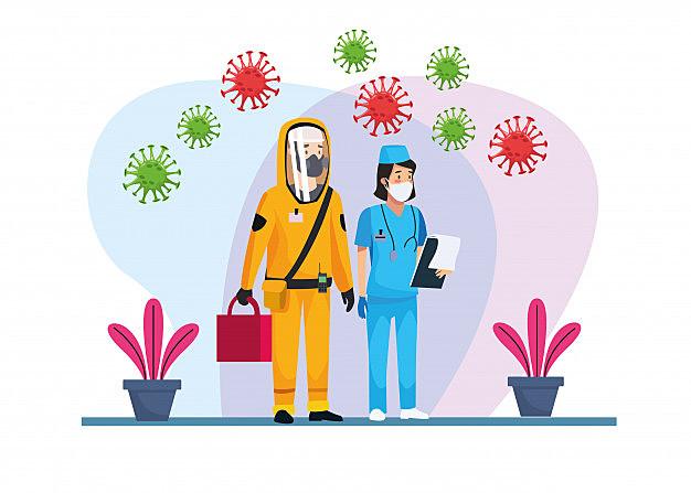 """En el siglo V al VI, La primera plaga en recibir el nombre de """"epidemia"""""""
