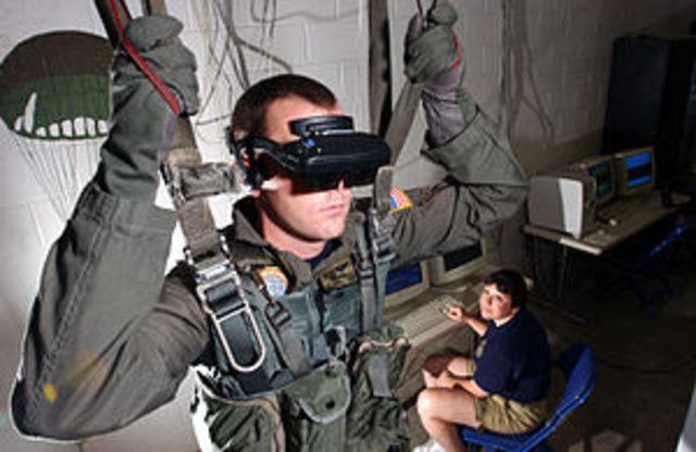 VR (realidad virtual)