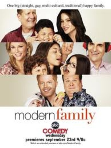 Modern Family premiered