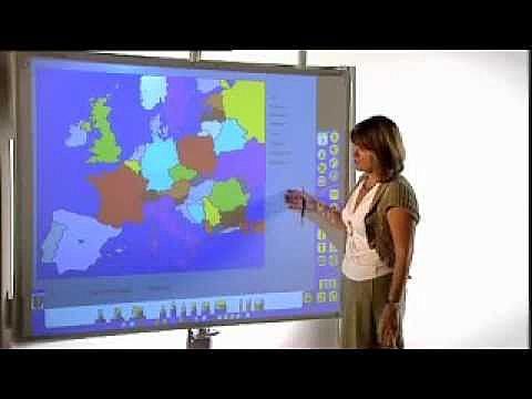 Tablero digitales interactivos