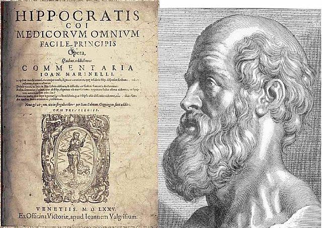 El griego Hipócrates