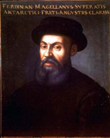 Ferdinand Magellan's Discovery