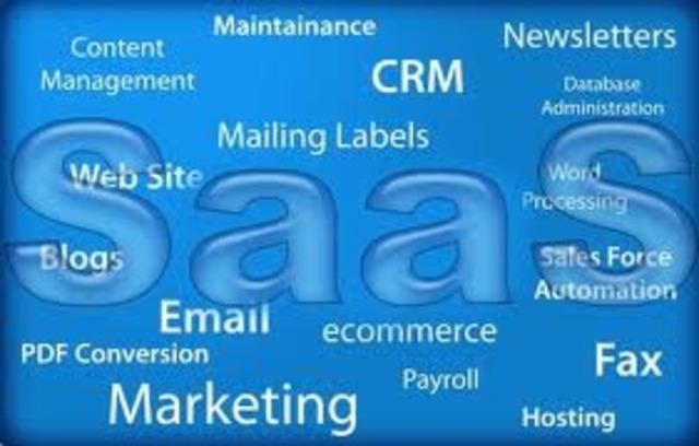 SaaS (El software como servicio)