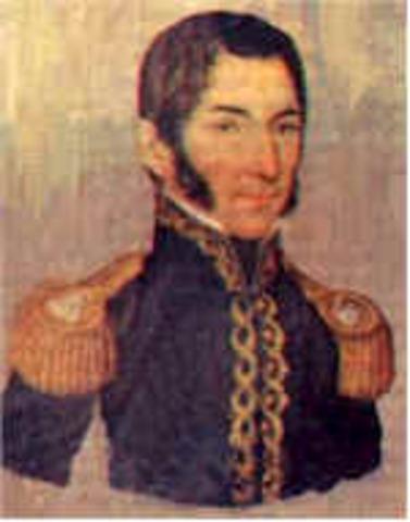 General Francisco Morazán (1830-1838)
