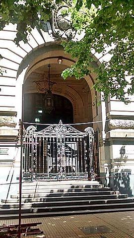 Fundación del Colegio Nacional de Buenos Aires