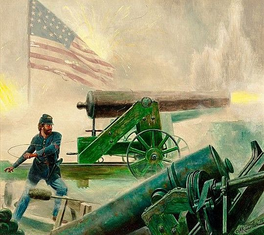 Battle of Fort Sumter
