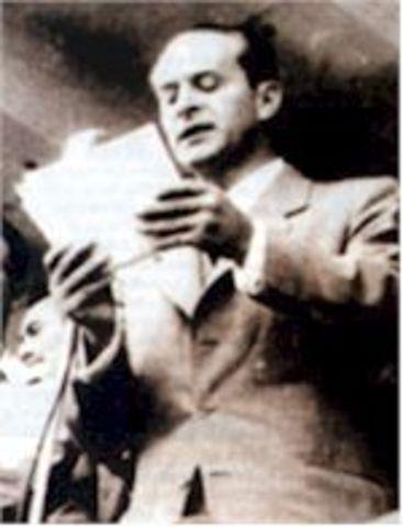 Junta Revolucionaria del Gobierno 1944 - 1945
