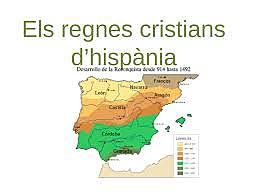 La cristianització d'Hispània