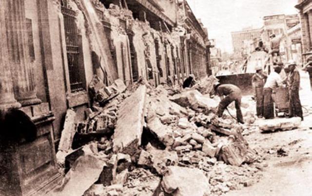 Terremoto masivo