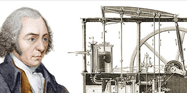 (sis) James Watt.