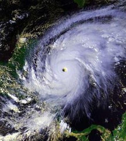 huracán Mitch