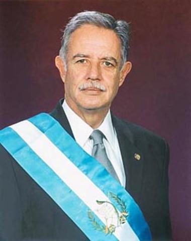 Oscar Berger 2004 - 2007