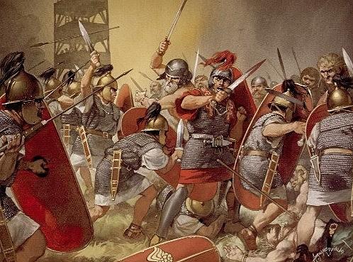 CAIGUDA DE L'IMPERI ROMA D'OCCIDENT