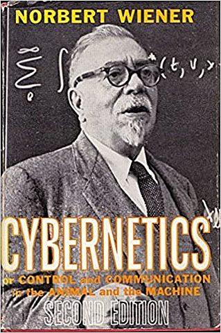 "(sis) Wiener. Obra ""Cybernetics"""
