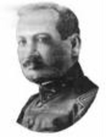 Jose Maria Orellana
