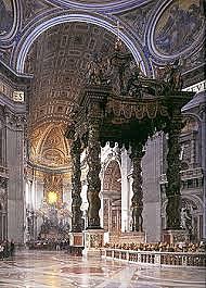 Baldachino di San Pietro