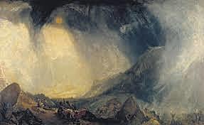 Annibale e il suo esercito attraversano le Alpi