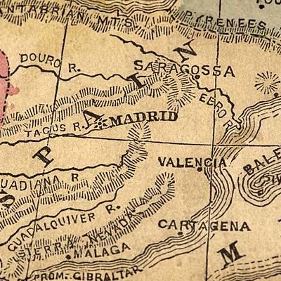 Historia de España timeline