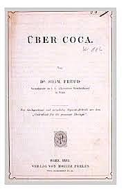 (psi) Publica el artículo Über coca,
