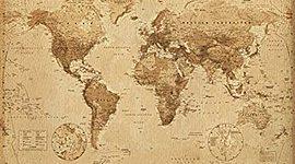 Periodizzazione del tempo universale timeline