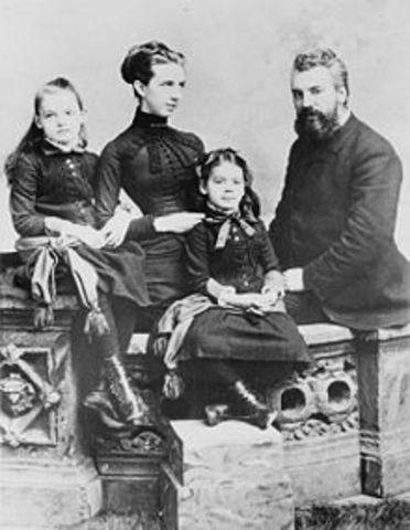 Family life (Alexander)