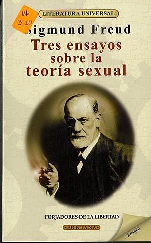 """(Psi) 1905. Publicó """"tres contribuciones a la teoría sexual"""""""