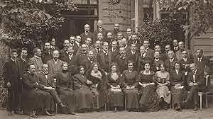 Primer congreso del psicoanálisis
