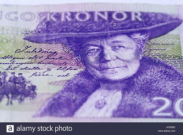 Surge sistema fiduciario en Suecia. Papel moneda respaldado por oro.
