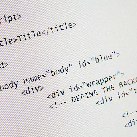 Nacimiento de HTML Tags