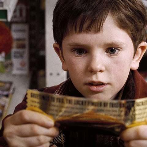 A Golden Ticket, In My Shop Too!