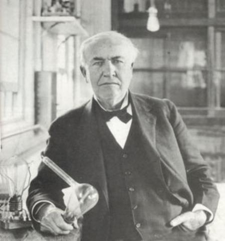 America- Thomas Edison