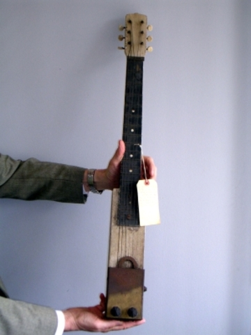 Guitar- First Fully Electric Guitar