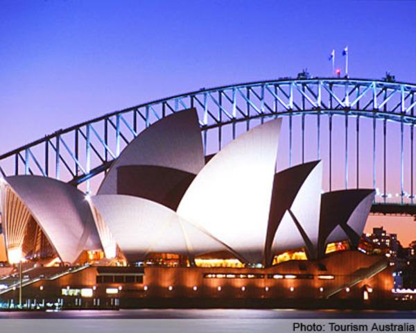 Trip to Australia