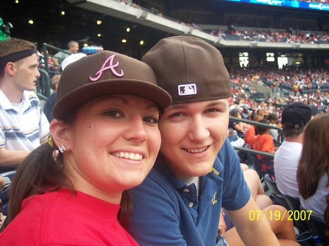 First Atlanta Braves Game