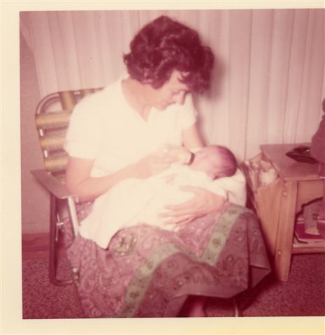 The day I was born.