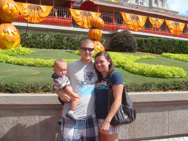 Our First Family Vacation