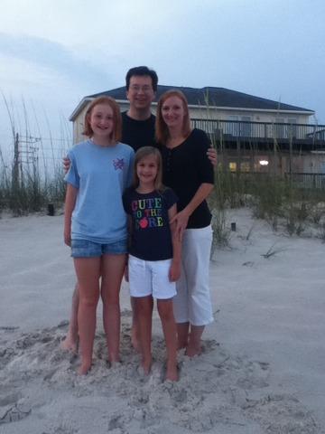 My Family Vacation; Gulf Shores , AL