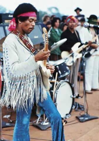 America- Woodstock
