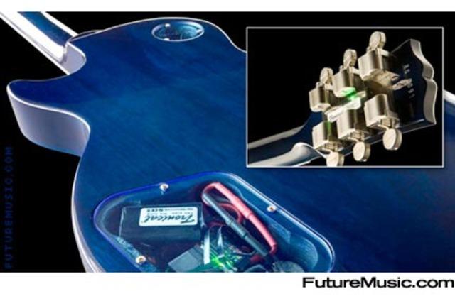 Guitar- Robot Guitar